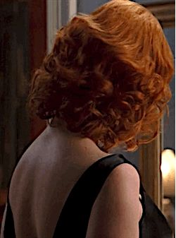 In honor of Christina Hendricks' birthday, let's see what we can learn about the art of sexiness and allure from her (in GIFs)