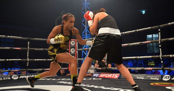Natasha Jonas to fight for title on Amir Khan return card #Boxing #allthebelts #boxing