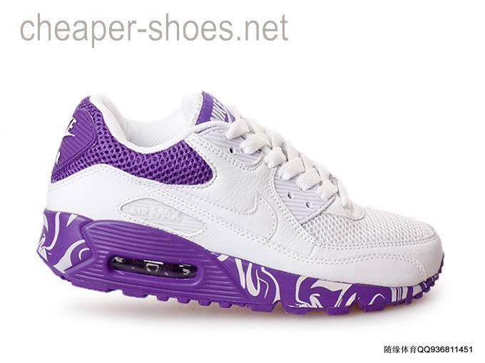 nike air max 90 purple and white bedroom