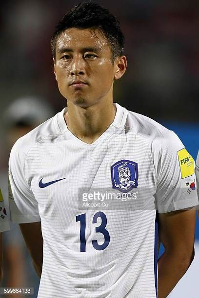 Koo Ja Cheol of South Korea during the 2018 FIFA World Cup Qualifier Final Round Group A match between Syria and South Korea at The Tuanku Abdul...