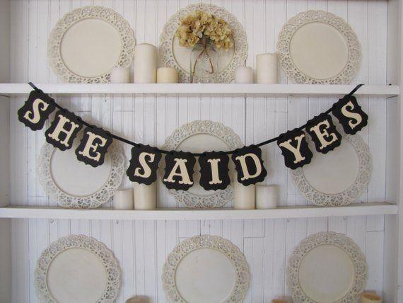 624e106348b0 SHE SAID YES! Banner