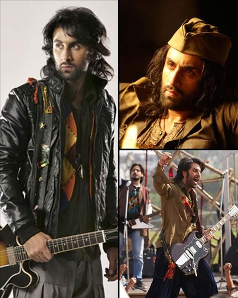 Ranbir enthralled his fans with his 'Rockstar' performance for Imtiaz Ali's 2011 film which became a rage.