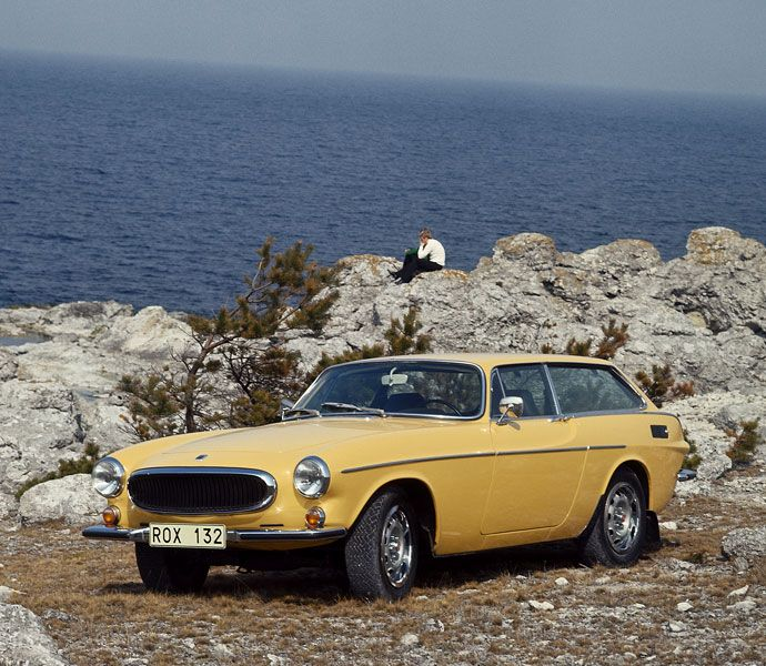 167 best images about Volvo 1800 ES on Pinterest  Volvo c30 Cars