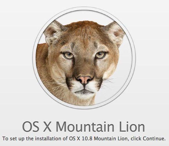 Apple rilascia OSX Mountain Lion