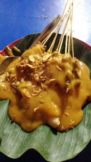 Sate Padang Dipati Ukur, Bandung u have to try this ! So special, yummy