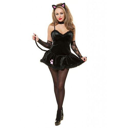 Halloween è alle porte... Kinky Kitty Costume - Medium