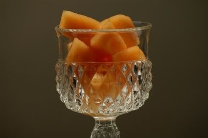 growing cantaloupe in containers