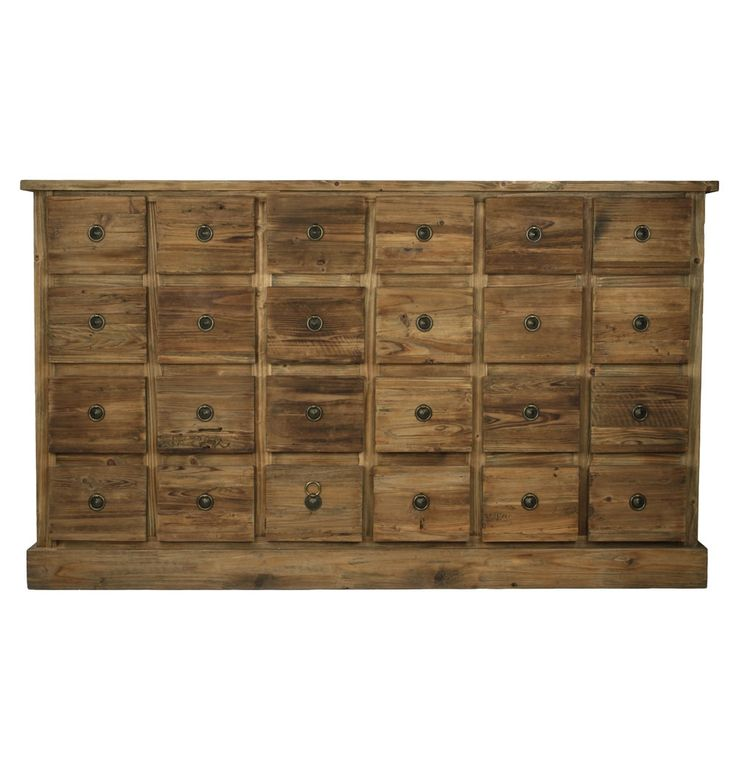 Charlestown Drawers Chest - Matt Blatt