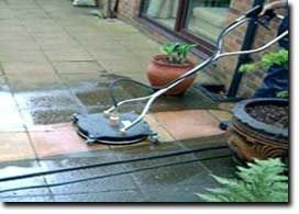 High pressure cleaning can resolve major slip fall risk issues around the home or at the workplace. We have the right equipment to rejuvenate all surfaces