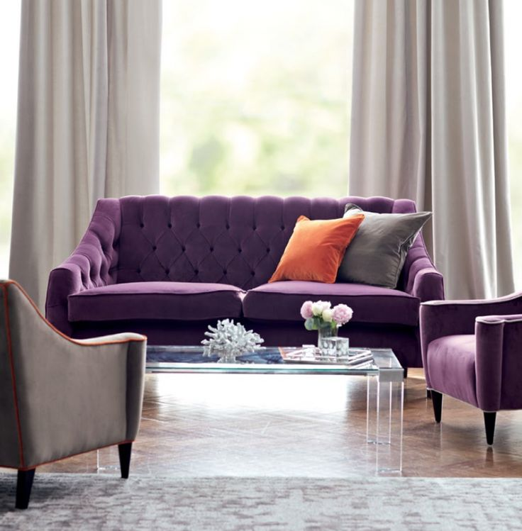 Contemporary Diamond Buttoned Lounge/Sofa/Settee