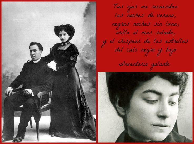 Antonio Machado y Leonor Izquierdo se casan en Soria, el 30 de julio de 1909 en Santa María La Mayor.