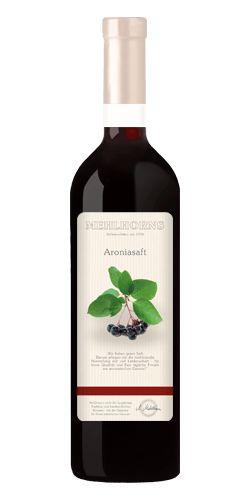 Genießen Sie jetzt Mehlhorns Aroniasaft - lassen Sie sich von diesem wundervollen Geschmack überraschen.