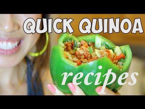 Quick & Easy Quinoa Recipes | FOOD BITES