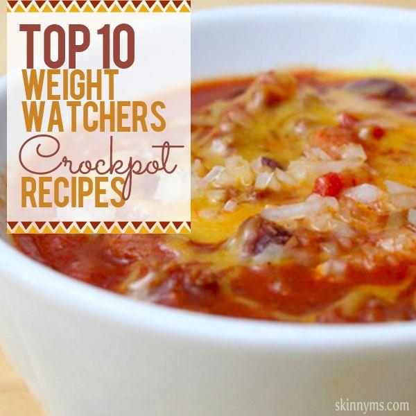 Top 10 Weight Watchers Crockpot Recipes