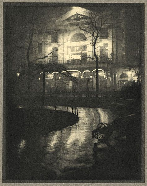 Leicester Square • 1910