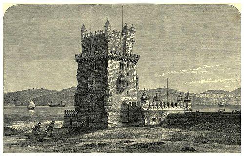 001-Torre de San Vicente de Belem-Fair Lusitania -1874