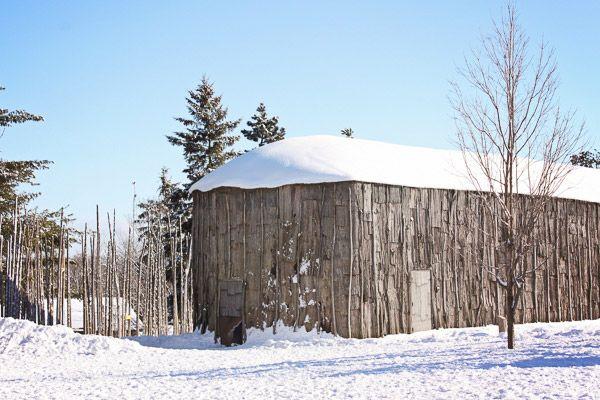 Winter at Crawford Lake