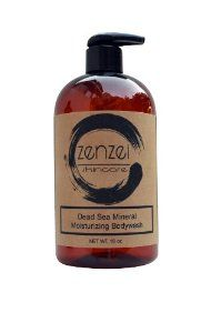 Zenzei Skincare Dead Sea Mineral Moisturizing Bodywash - 16oz. by Zenzei Skincare. $13.99. Removes dirt and impurities without drying the skin, leaving a gentle scent.. Combines healing Dead Sea minerals with mosisturizing shea butter to provide a truly Luxurious cleansing experience.. Revive your Skin and Restore Softness with this dead sea mineral bodywash. Zenzei Skincare Dead Sea Mineral Moisturizing Bodywash - 16oz. By The Midwest Sea Salt Company. Zenzei Mineral bod...