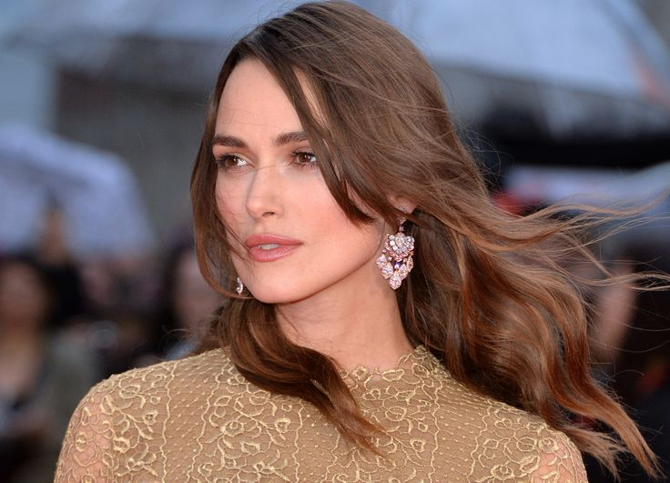 Keira Knightly Poses Au Naturale, On One Condition | PressRoomVIP