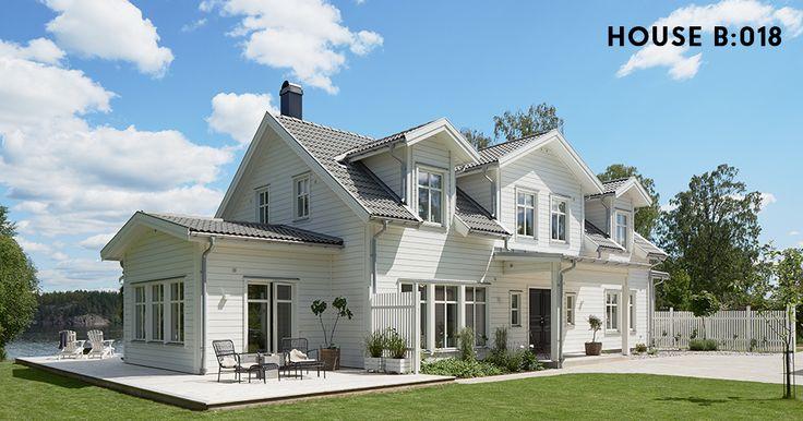 <p><span>Exakt hur just ditt drömhus ser ut kan bara du avgöra, men vi kan hjälpa dig på vägen. Välj en husmodell och anpassa den till dina önskemål. Eller låt oss skräddarsy ett hus. Tillsammans med någon av våra husdesigners skapas ett hem som passar dig och din familj.</span></p>
