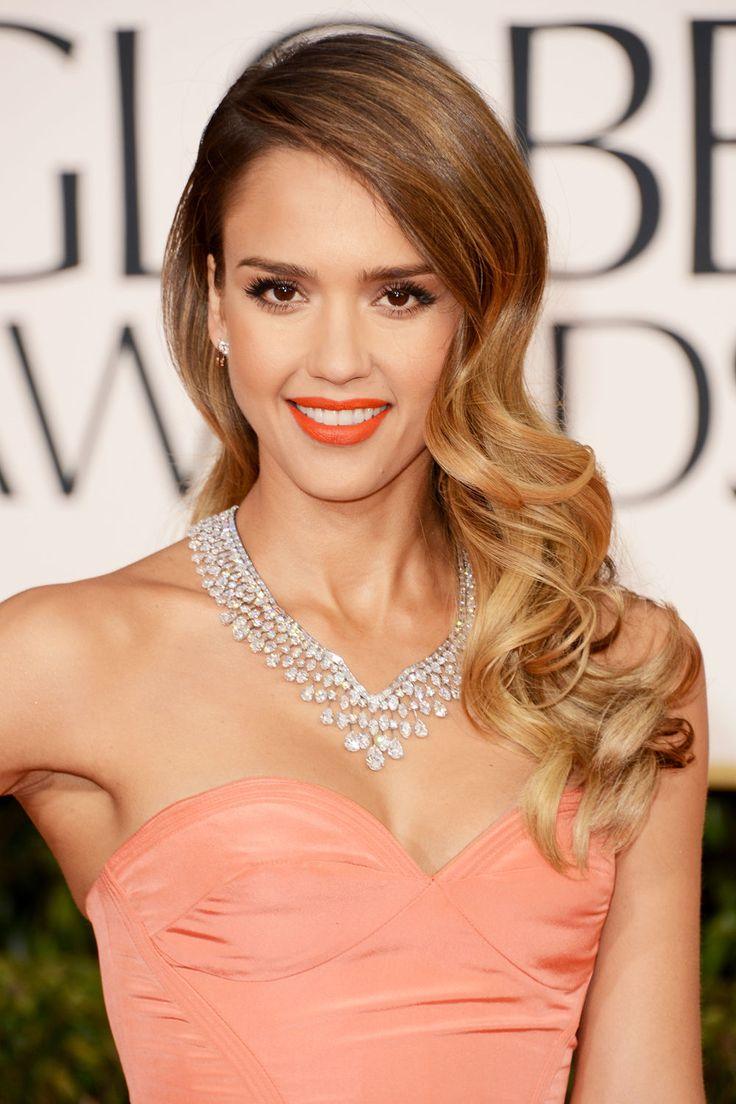 Golden Globes 2013 Frisuren: Ombré Hair auf dem roten Teppich