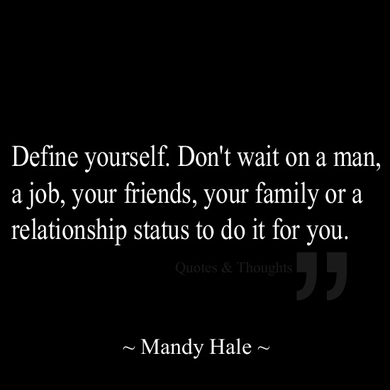 331 best Quotes by Me (Mandy Hale, aka The Single Woman ...