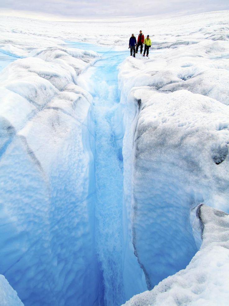 glaciärspricka - Sök på Google