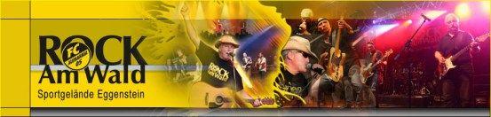 ROCK Am Wald – Das Festival – Highlight in der Region Nordbaden. 11. und 12. August, am Hardtwald in Eggenstein bei Karlsruhe. Als alter Rock-Fan, unterstütze ich diese Veranstaltung seit vielen Jahren und werde natürlich an den zwei Tagen auf dem Festgelände sein und mitrocken