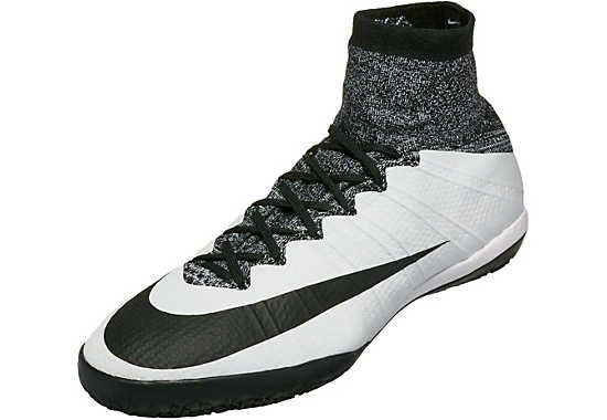 How about these beauties! Radiant Reveal Nike MercurialX Proximo IC Soccer Shoes! Get them from www.soccerpro.com today!