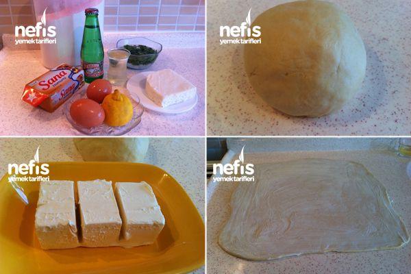 Ev Yapımı Milföy Börek ( Sarıyer Böreği) 1