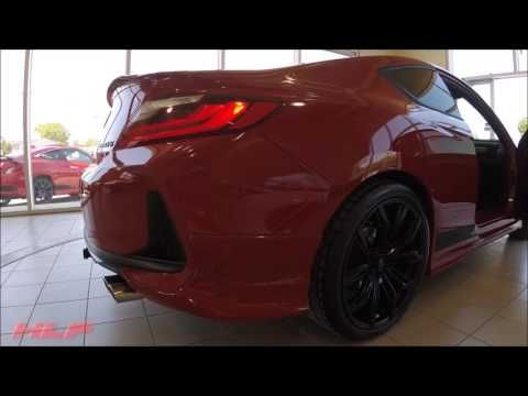 Honda Accord Coupe HLP V6 2016