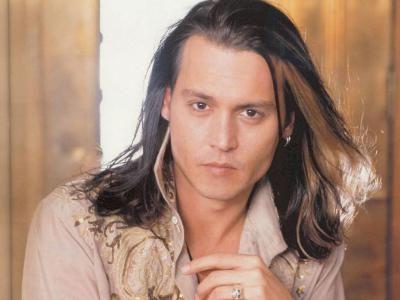 Pin By Duduy On Gaya Rambut Keren Johnny Depp Hairstyle Johnny Depp Johnny