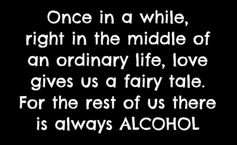 Or sometimes the fairy tale DOES come true and none is needed! It happened for me!