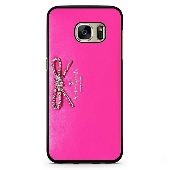 Kate Spade Pink Wallet Samsung Phonecase For Samsung Galaxy S3 Samsung Galaxy S4 Samsung Galaxy S5 Samsung Galaxy S6 Samsung Galaxy S7