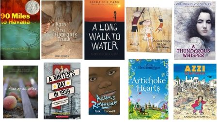 Refugee Week: 75+ Recent Children's Books about the Refugee Experience, Playing by the Book, June 2013