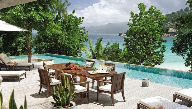 Four Seasons Resort Seychellen > Royal Suite Terrace > Willkommen im Four Seasons Resort Seychelles.