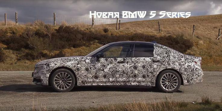 Последние новости о новой BMW 5 Series