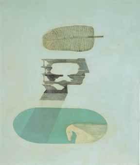 Love finding new amazing artists: PRABHAKAR BARWE 'Green Lake'