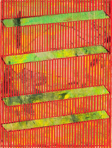 Jered Sprecher - Inside, 2011, oil on linen