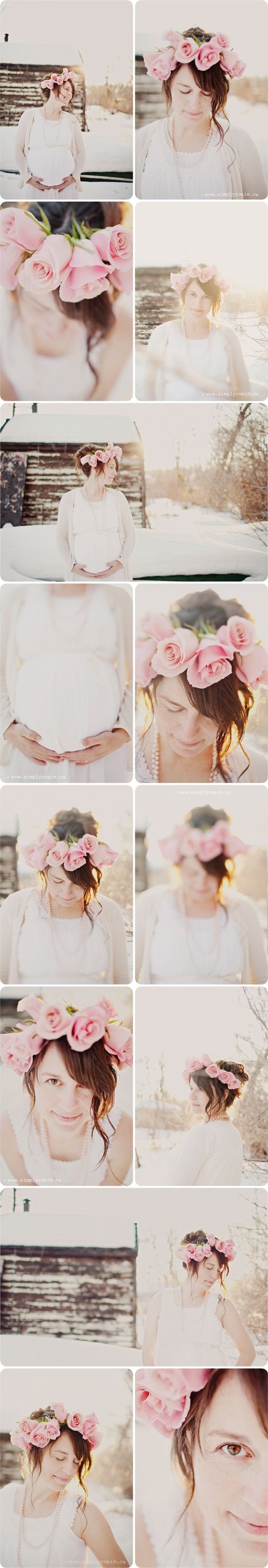 Baby bump pictures @Mademoiselle Mariela