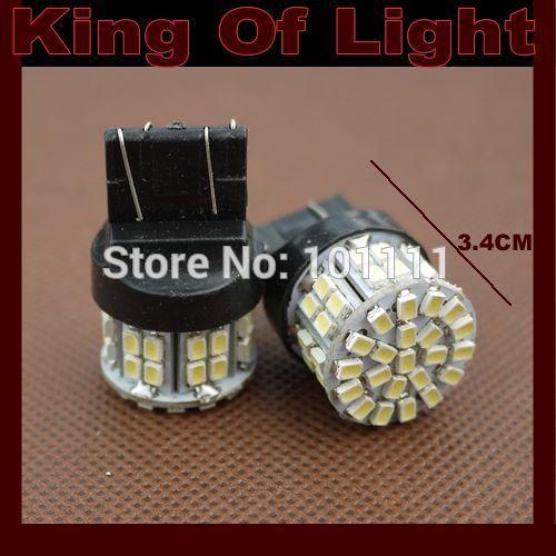 $47.56 (Buy here: https://alitems.com/g/1e8d114494ebda23ff8b16525dc3e8/?i=5&ulp=https%3A%2F%2Fwww.aliexpress.com%2Fitem%2F50x-High-quality-led-Car-styling-lighting-T20-W21-5W-50smd-7443-50-LEDS-SMD-3020%2F32656935961.html ) 50x High quality led Car styling lighting T20  W21/5W 50smd 7443 50 LEDS SMD 3020 1206 brake parking lignt Free shipping for just $47.56