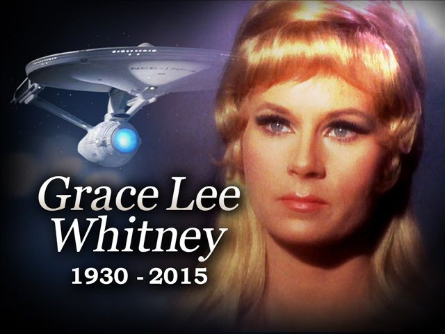 grace lee whitney - Google Search