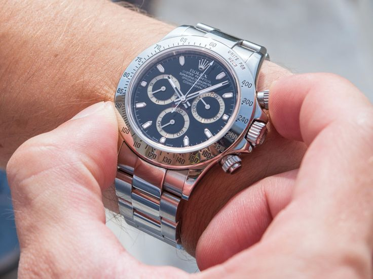 Rolex Daytona 116520 In Steel With Black Dial Watch Review | aBlogtoWatch