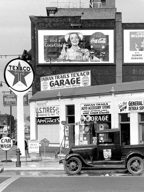 17 Best Ideas About Texaco On Pinterest Old Gas Stations