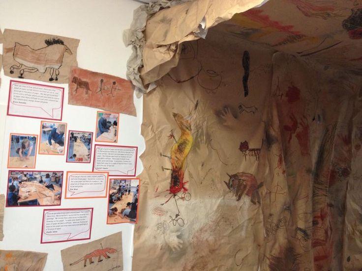 Caveman Art Ks2 : Best images about stone age resources ks on