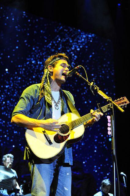 John Mayer, Born & Raised World Tour, Shoreline Amphitheatre