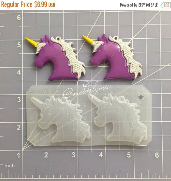 Ehi, ho trovato questa fantastica inserzione di Etsy su https://www.etsy.com/it/listing/261649049/on-sale-puffy-unicorns-flexible-plastic