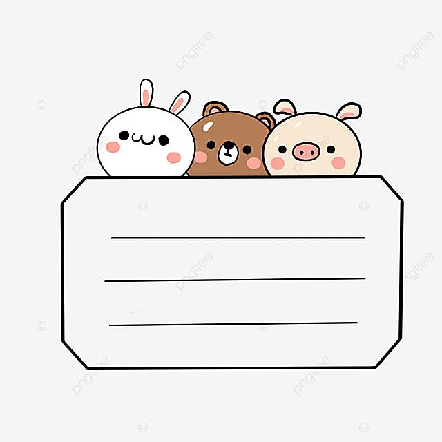 Small Animal Border Side Frame Animal Png Transparent Image And Clipart For Free Download In 2021 Animal Png Small Pets Animal Clipart