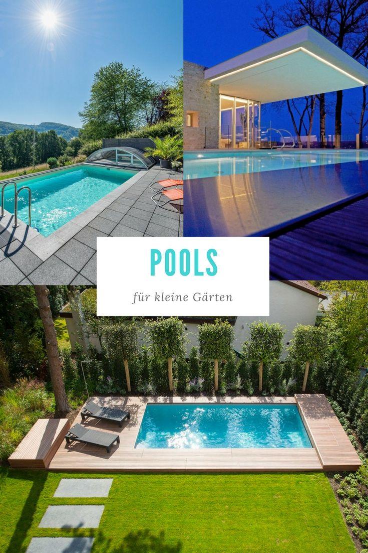 11 besten pools und schwimmteiche f r den eigenen garten bilder auf pinterest luxus. Black Bedroom Furniture Sets. Home Design Ideas