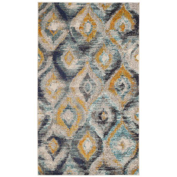 You'll love the Goose Point Blue Area Rug at Wayfair - Great Deals on all Rugs products with Free Shipping on most stuff, even the big stuff.